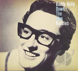 Holly, Buddy - Down the Line: Rarities CD Cover Art