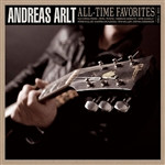 Arlt, Andreas - All-Time Favorites CD Cover Art