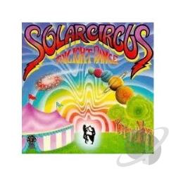 Solar Circus - Twilight Dance CD Cover Art