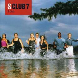 S Club 7 - S Club CD Cover Art