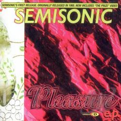 Semisonic - Pleasure CD Cover Art