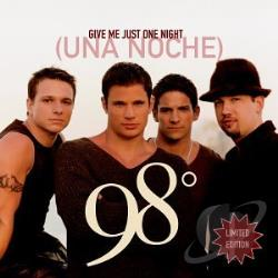 98 Degrees - Give Me Just One Night (Una Noche) DS Cover Art