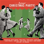 Swingin' Christmas Party CD Cover Art