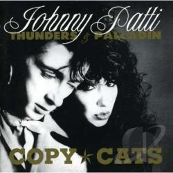 Palladin, Patti / Thunders, Johnny - Copy Cats CD Cover Art