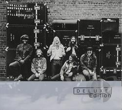 Allman Brothers Band - At Fillmore East CD Cover Art