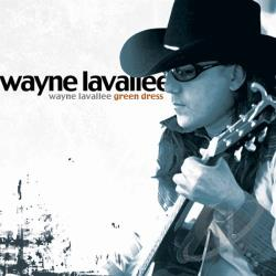 Lavallee, Wayne - Green Dress CD Cover Art