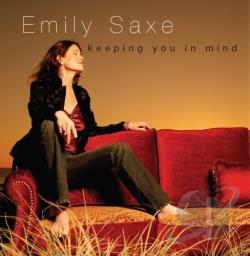 Saxe, Emily - Keeping CD Cover Art
