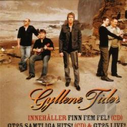 Gyllene Tider - Gift Pack CD Cover Art