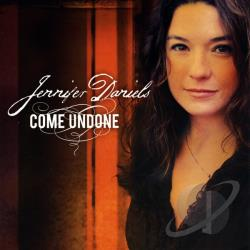 Daniels, Jennifer - Come Undone CD Cover Art