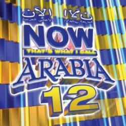 Now Arabia, Vol. 12 CD Cover Art