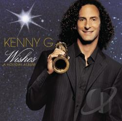 G, Kenny - Wishes: A Holiday Album CD Cover Art