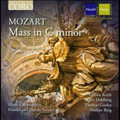 Chris / Handel & Haydn Society - Mozart: Mass in C minor CD Cover Art