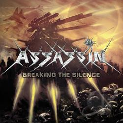 Assassin (Metal) - Breaking the Silence CD Cover Art