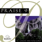 Maranatha! Music - Praise 9 - Great Are You Lord DB Cover Art