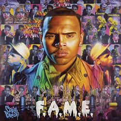 Brown, Chris - F.A.M.E. CD Cover Art