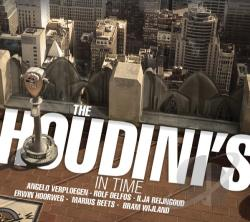 Houdini's - In Time CD Cover Art