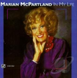 McPartland, Marian - In My Life CD Cover Art
