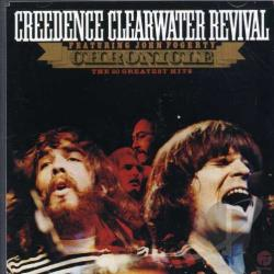 Creedence Clearwater Revival - Chronicle, Vol. 1 CD Cover Art