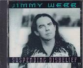 Webb, Jimmy - Suspending Disbelief CD Cover Art