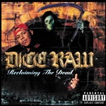 Raw, Dice - Reclaiming The Dead CD Cover Art
