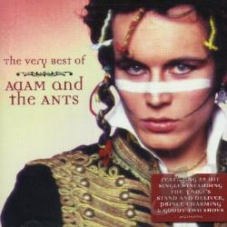 Adam & The Ants / Ant, Adam - Very Best of Adam and the Ants CD Cover Art