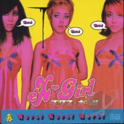 Ex-Girl - Kero Kero Kero CD Cover Art
