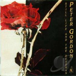 Peter Laurence Gordon - Still Life and the Deadman CD Cover Art