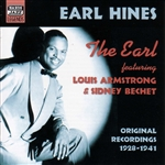 Hines, Earl - Original Recordings 1928-1941 CD Cover Art