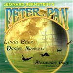 Leonard Bernstein's Peter Pan CD Cover Art