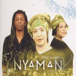 Nyaman - Etre Humain CD Cover Art