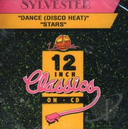 Sylvester - Dance Stars CD Cover Art