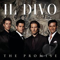 Il Divo - Promise CD Cover Art