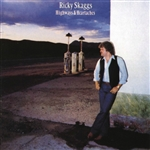 Skaggs, Ricky - Highways & Heartaches CD Cover Art