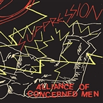 Suppression - Alliance of Concerned Men CD Cover Art