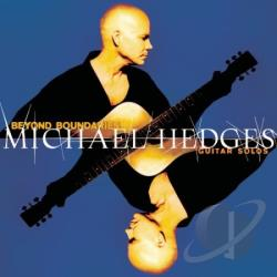 Hedges, Michael - Beyond Boundaries: Guitar Solos CD Cover Art