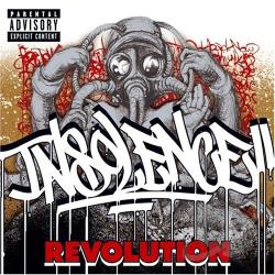 Insolence - Revolution CD Cover Art