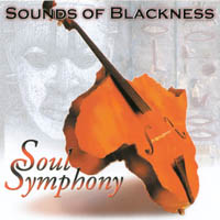 Sounds Of Blackness - Soul Symphony CD Cover Art