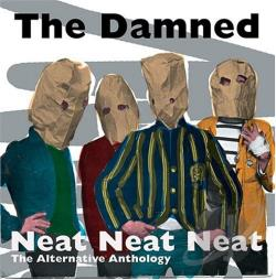 Damned - Neat Neat Neat: The Alternative Anthology CD Cover Art