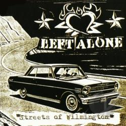 Left Alone - Streets of Wilmington CD Cover Art