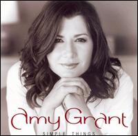 Grant, Amy - Simple Things CD Cover Art