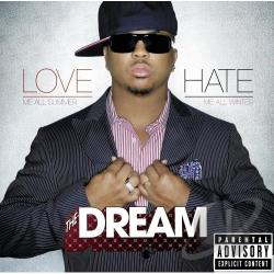The-Dream - Love/Hate CD Cover Art