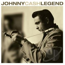 Cash, Johnny - Legend CD Cover Art