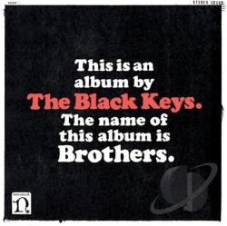 Black Keys - Brothers CD Cover Art
