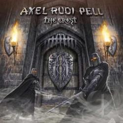 Pell, Axel Rudi - Crest LP Cover Art