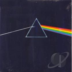 Pink Floyd - Dark Side of the Moon LP Cover Art