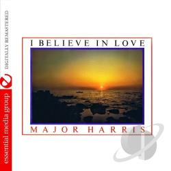 Harris, Major - I Believe In Love CD Cover Art