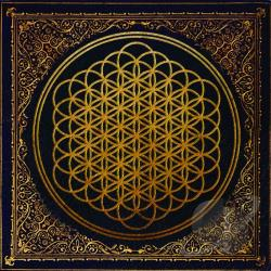 Bring Me The Horizon - Sempiternal CD Cover Art
