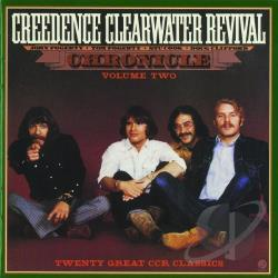Creedence Clearwater - Chronicle Volume 2 CD Cover Art