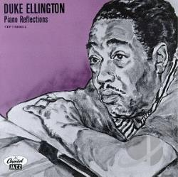 Ellington, Duke - Piano Reflections CD Cover Art