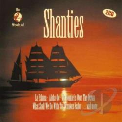 World of Shanties CD Cover Art